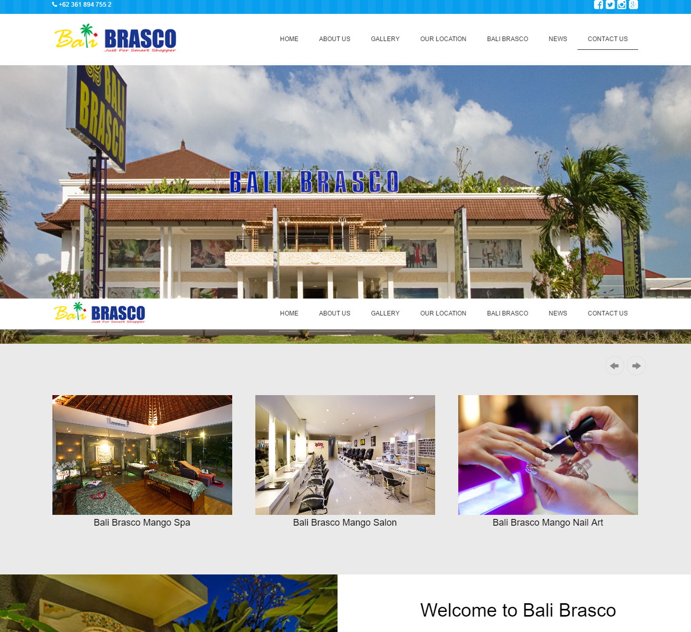 Bali Brasco Shopping Centre Factory Outlet Shopping Mall And Bali