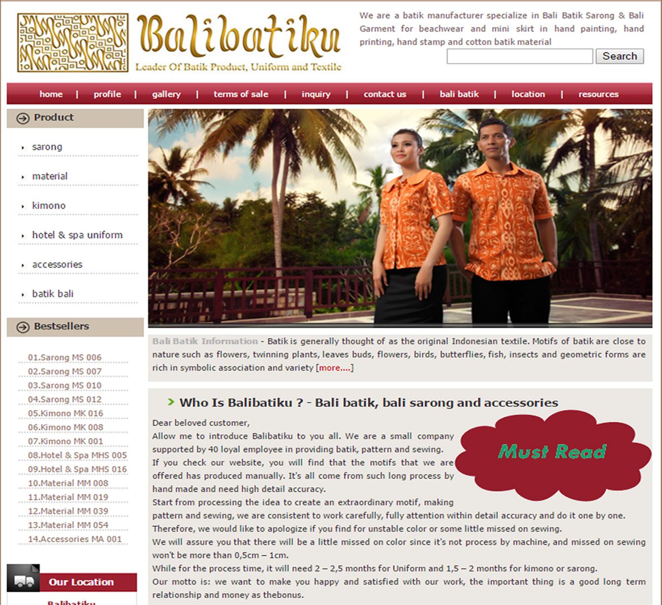 Bali Web Design And Development